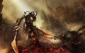 artwork, Sword, Fantasy Art, Digital ...