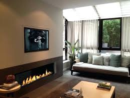flush mount electric fireplace wall mounted design ideas inspirational