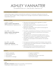 Example Resume Templates Learning Sample For Educations