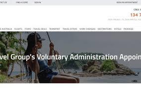 sta travel australia shuts travel network
