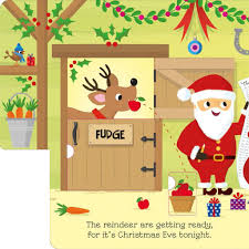 is ing it s time to take a trip to santa s work and town pip and pod the elves are busy making toys mrs holly is selling