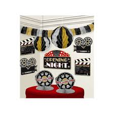 hollywood table and wall decorating kit