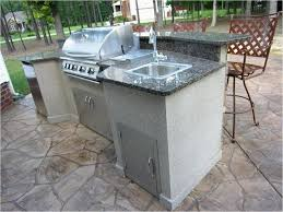 diy outdoor kitchen how to build an plans cinder block patio