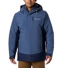 <b>Mens Big</b> and Tall Jackets & Vests   Columbia Sportswear