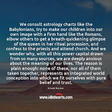 Astrology Charts For Children We Consult Astrology Charts Like The Babylonians Try To