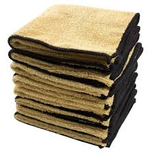 auto leather and vinyl cloth 8 pack