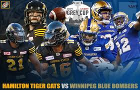 Livestream Free With Promo Code Grey Cup Hamilton Tiger