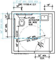 handicapped bathroom designs. Best Kitchen Gallery: Bathroom Design Dimensions Toilet Unique Ada Chair Height Of Handicapped Designs E