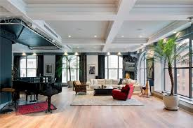 Two Spectacular Lofts in Tribeca | Lofts, Interiors and Spaces