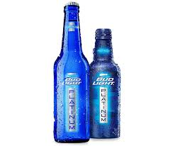 Bud Light Platinum 2018 Bud Light Platinum Sylvain Labs Innovation Brand Design