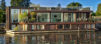 Floating Home Manufacturers House On Water Is Dirkmarine Uk Sister Company