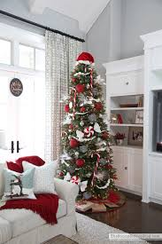How To Decorate A Candy Cane Christmas Tree Our Christmas Tree The Sunny Side Up Blog 34