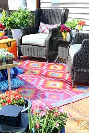 outdoor rugs home depot round patio lovable rug