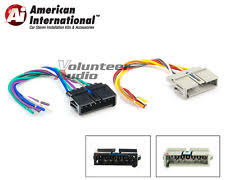 american international car audio and video wire harness ebay American International Wiring Harness chrysler dodge jeep car stereo cd player wire harness aftermarket radio install american international gwh404 radio wiring harness