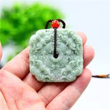 jade tiger pendant necklace charm gifts