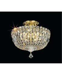 full size of candice chrome and crystal semi flush mount chandelier diamond life modern style 3