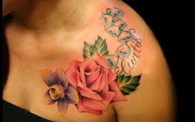 april month flower tattoos best flower 2018 dec birth flower tattoo gardening flower and vegetables