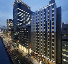 mitsui garden hotel kyobashi tokyo