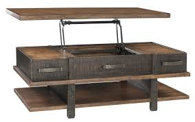 ashley furniture stanah lift top cocktail table to enlarge