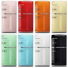 retro refrigerator full size. Plain Refrigerator Kitchenaid Retro Refrigerator 71 Best Appliances Images On Pinterest  Vintage Kitchen Inside Full Size R