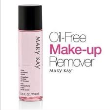 mary kay oil free makeup remover