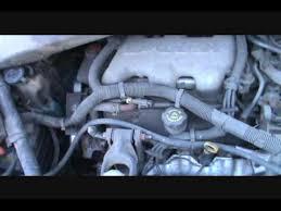 chevy venture 2001 minivan water pump replacement