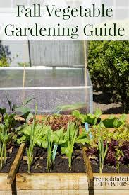 6 Simple Fall Gardening Tips To Make Your Garden Grow PHOTOS Fall Gardening