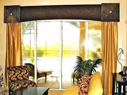 lovely patio door treatments curtain ideas for patio doors magnificent sliding patio door window treatments ideas
