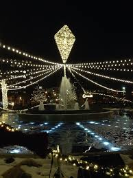 Lights At Franklin Square Franklin Square Christmas Lights Philadelphia Pa