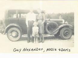 Guy Alexander (deceased) - Genealogy