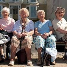 Older people widely demonised in UK ...