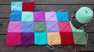 Day 316/365: Mitered Squares Blanket in Progress | 365 Days Handmade & 11.12.2015 Adamdwight.com