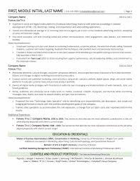 Two Page Resume Heres What The Top Hiring Managers Think Examples