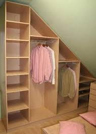 attic storage shelves attic closet storage if you are converting your attic into a living space