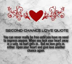 Second Love Quotes Extraordinary Second Chance Love Quotes Quotes Square