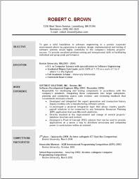 Objective On A Resume Examples 24 Inspirational Image Of Objective For Resume Example Resume 3