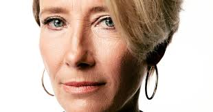 New hairstyle for emma thompson (beauty and the beast, the tall guy)? Emma Thompson In Conversation