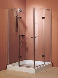 lineaaqua northside frameless 32 x 32 glass shower enclosure square with shower tray