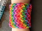 Плетение на резинке