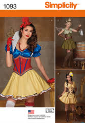 Costume Sewing Patterns New Fantasy Fairytale Costume Sewing Patterns Fancy Dress