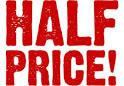 half-price