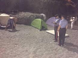 Risultati immagini per tende e campeggiatori