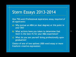 nyu stern essay analysis season write like an expert  nyu stern essay analysis 2013 2014 season write like an expert