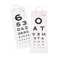 Snellen Chart 3m Pdf Keeler 3m Vision Test Card Alphabetical