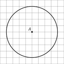 Circle On Graph Paper Zlatan Fontanacountryinn Com