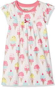 Amazon Com Hatley Kids Girls Ice Cream Treats Nightdress