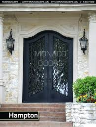 iron and glass front doors glass and iron doors wood glass iron front doors