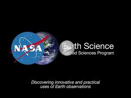 nasa applied science applied sciences website about applied sciences earth right now
