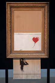 Banksy 'could face prosecution' for shredding artwork after it sold for £1m  at auction