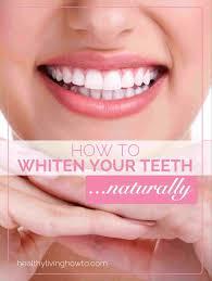 diy teeth whitening baking soda